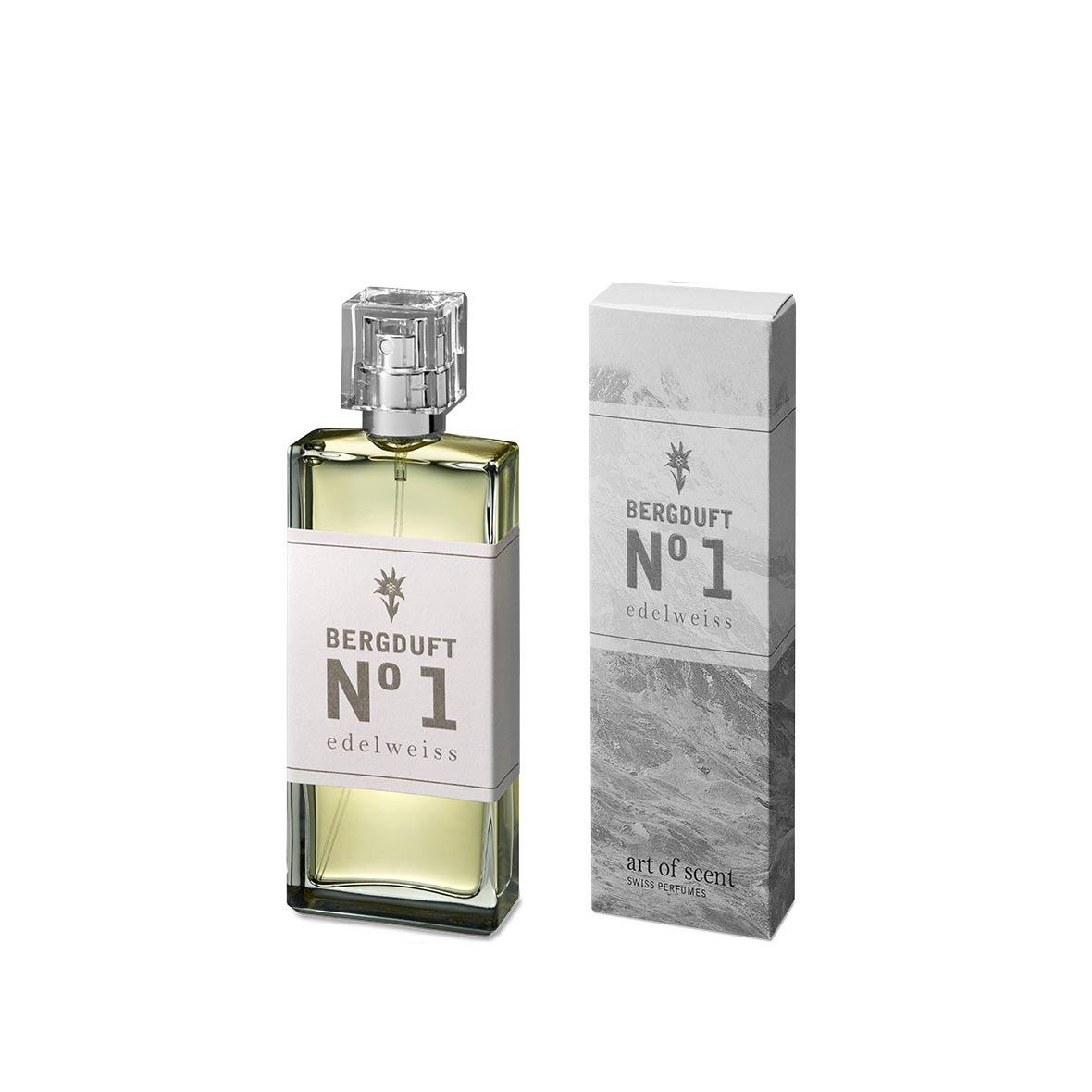 bergduft edelweiss 50 ml kombi art of scent