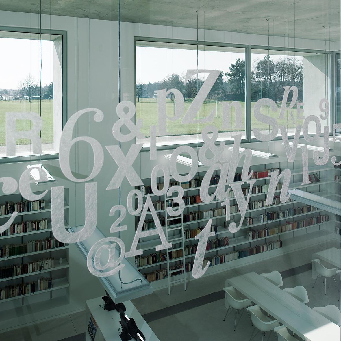 Fenstersticker Gecko in the Box Grafico Bibliothek
