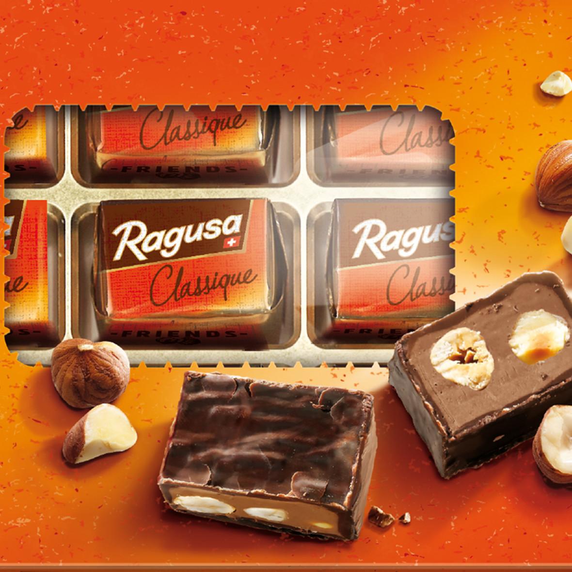 Chocolats Camille Bloch – Ragusa For Friends Classique