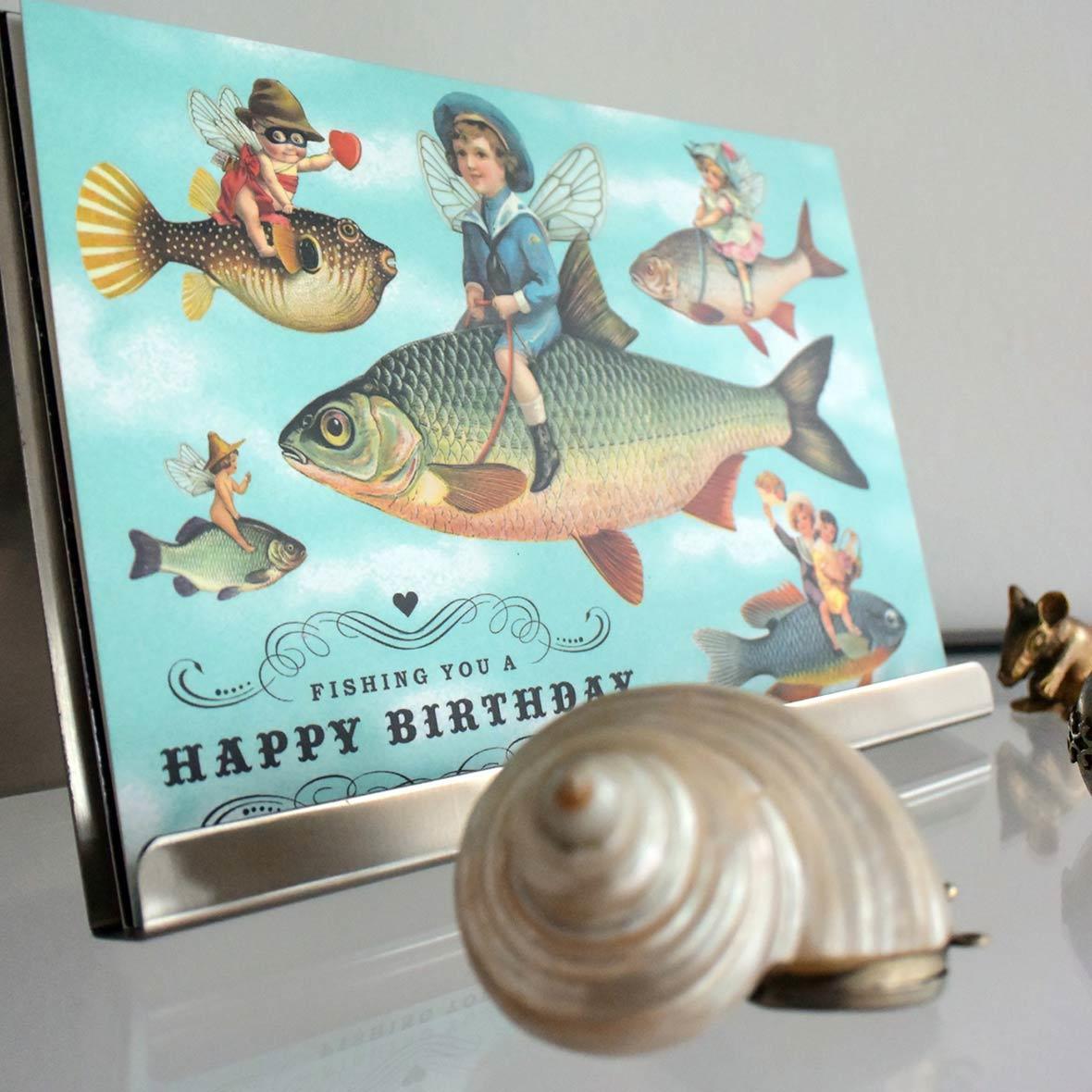 Freshfish Postkarten Swissmade