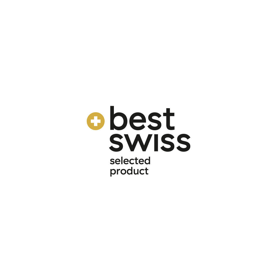 Swiss Made selected product Bestswiss Logo