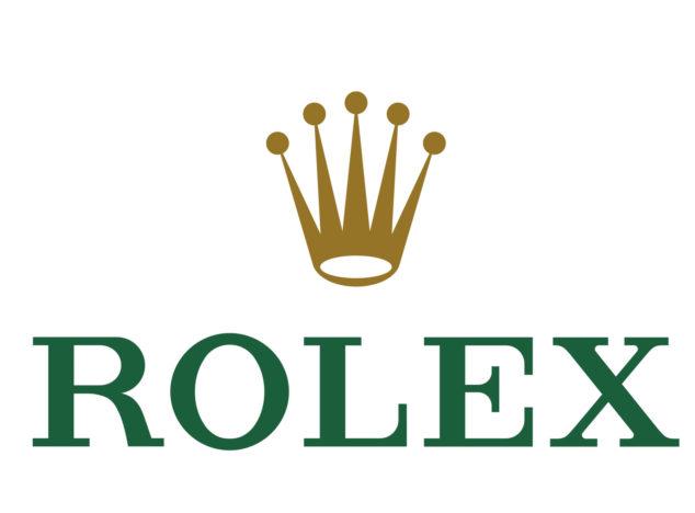 Schweizer Marken Rolex Logo