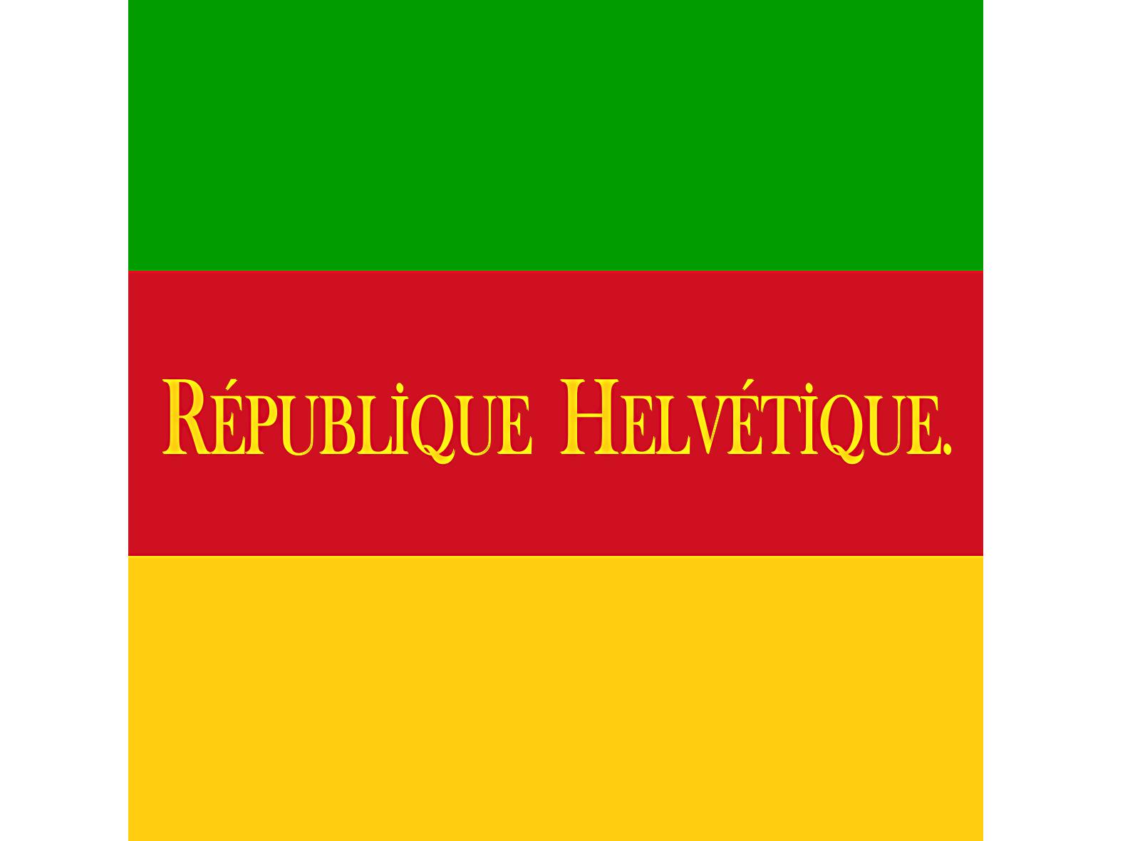 Schweizerkreuz Republice Helvetic