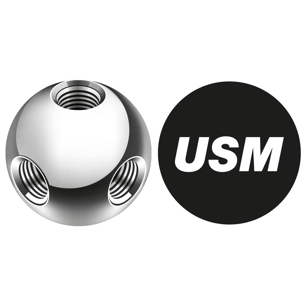 USM U. Schärer Söhne AG Logo