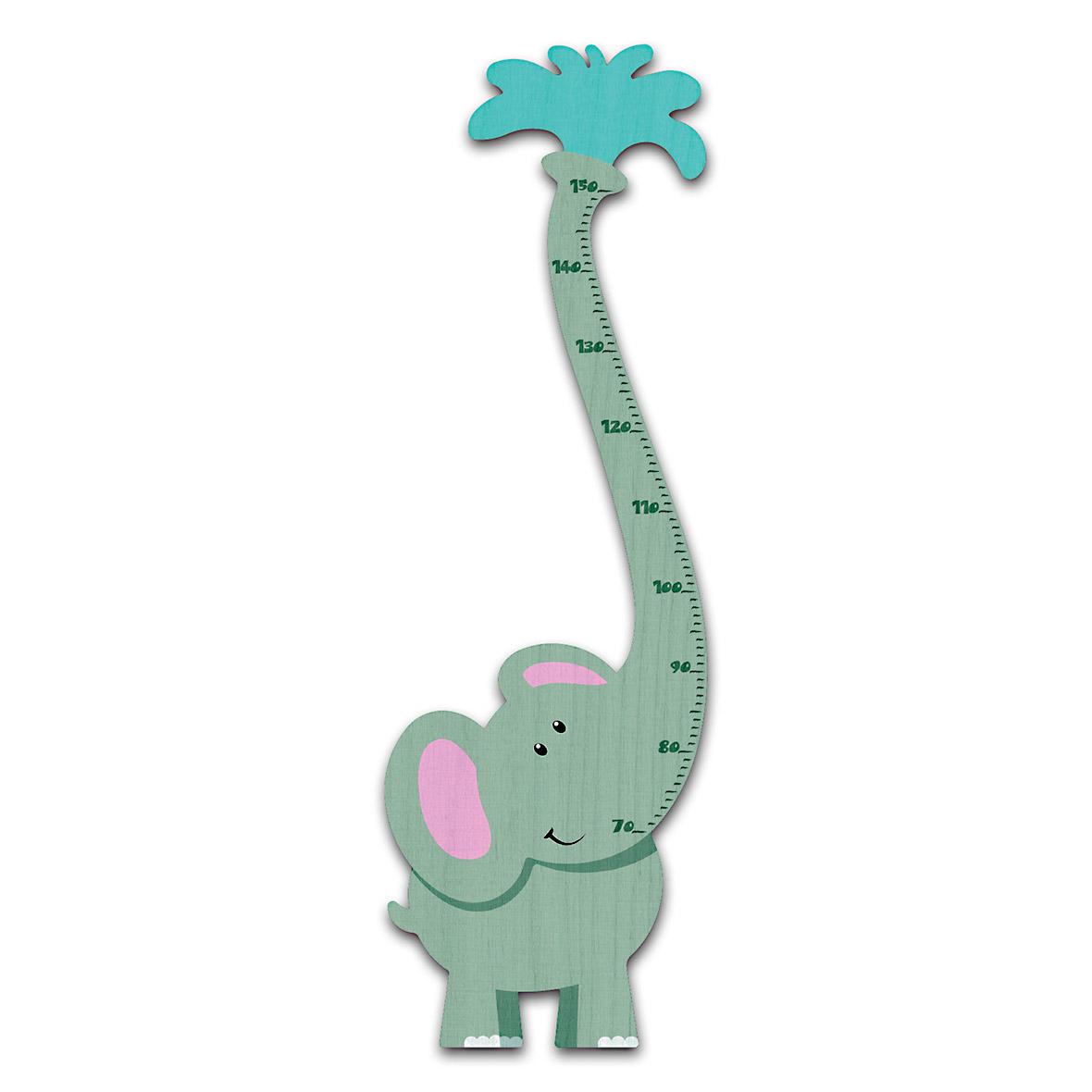 messlatte elefant von weizenkorn