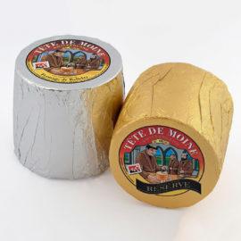 tête de moine réserve & classic der fromagerie amstutz