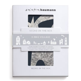 gecko in the box xmas village verpackt creation baumann e1532090308747
