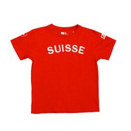 t shirt suisse unisex