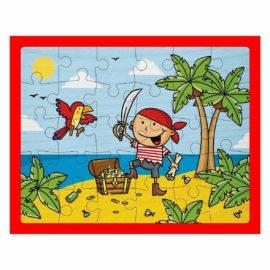 puzzle pirat für kinder von weizenkorn