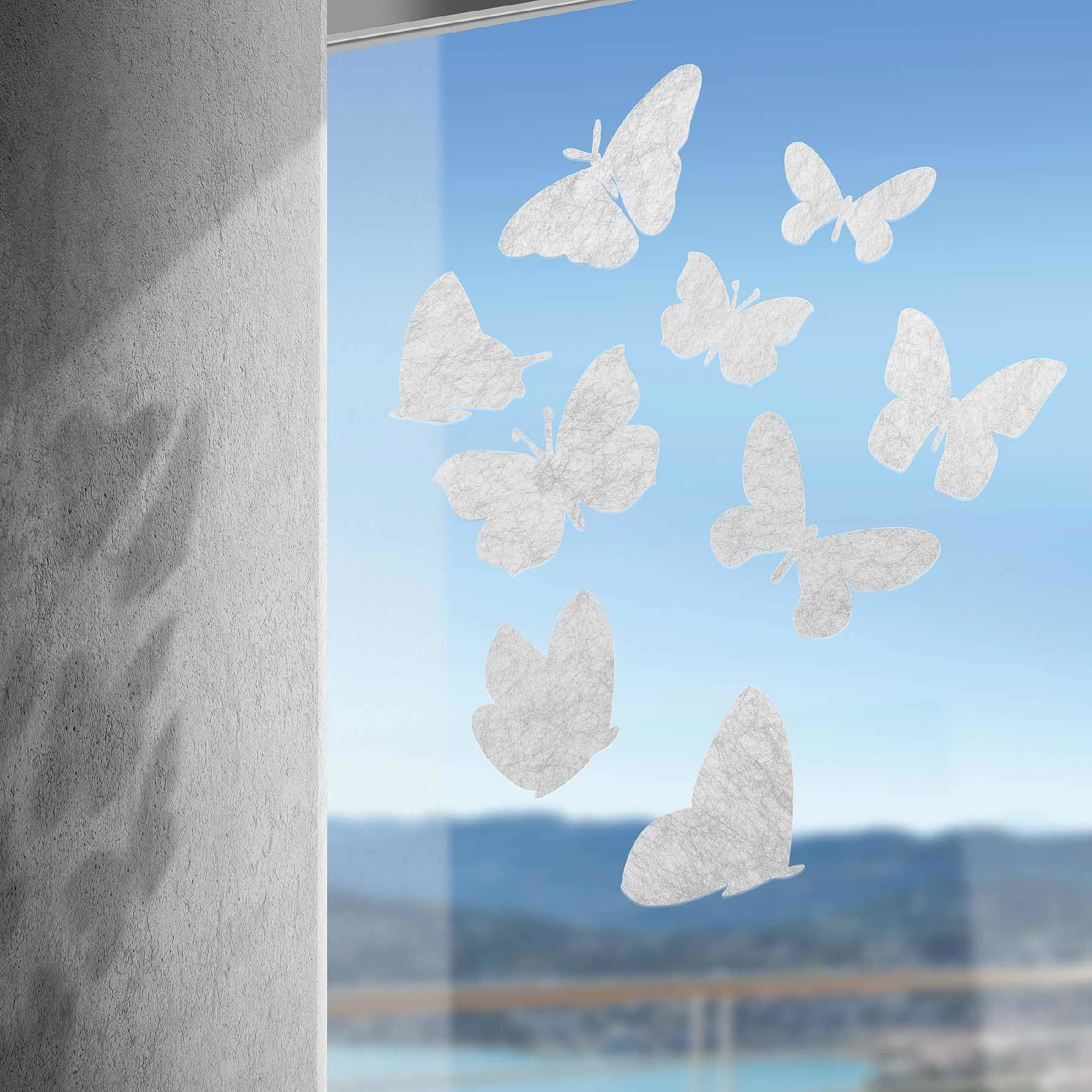 gecko farfalla weiss creation baumann 01