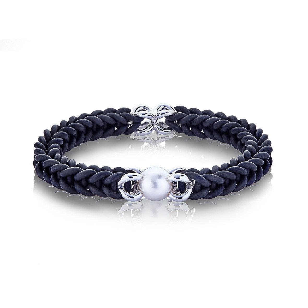armband kairos 9 perle schwarz kairos