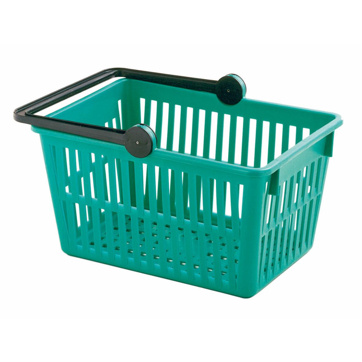 einkaufskorb farbe grün von stöckli