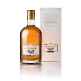 swiss mountain single malt whisky – classic von rugenbräu