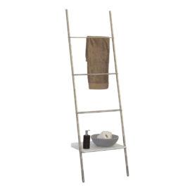 anlehnregal step set 1 badezimmer edelstahl