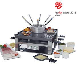 s combi grill 3 in 1 reddot award 2015 winner
