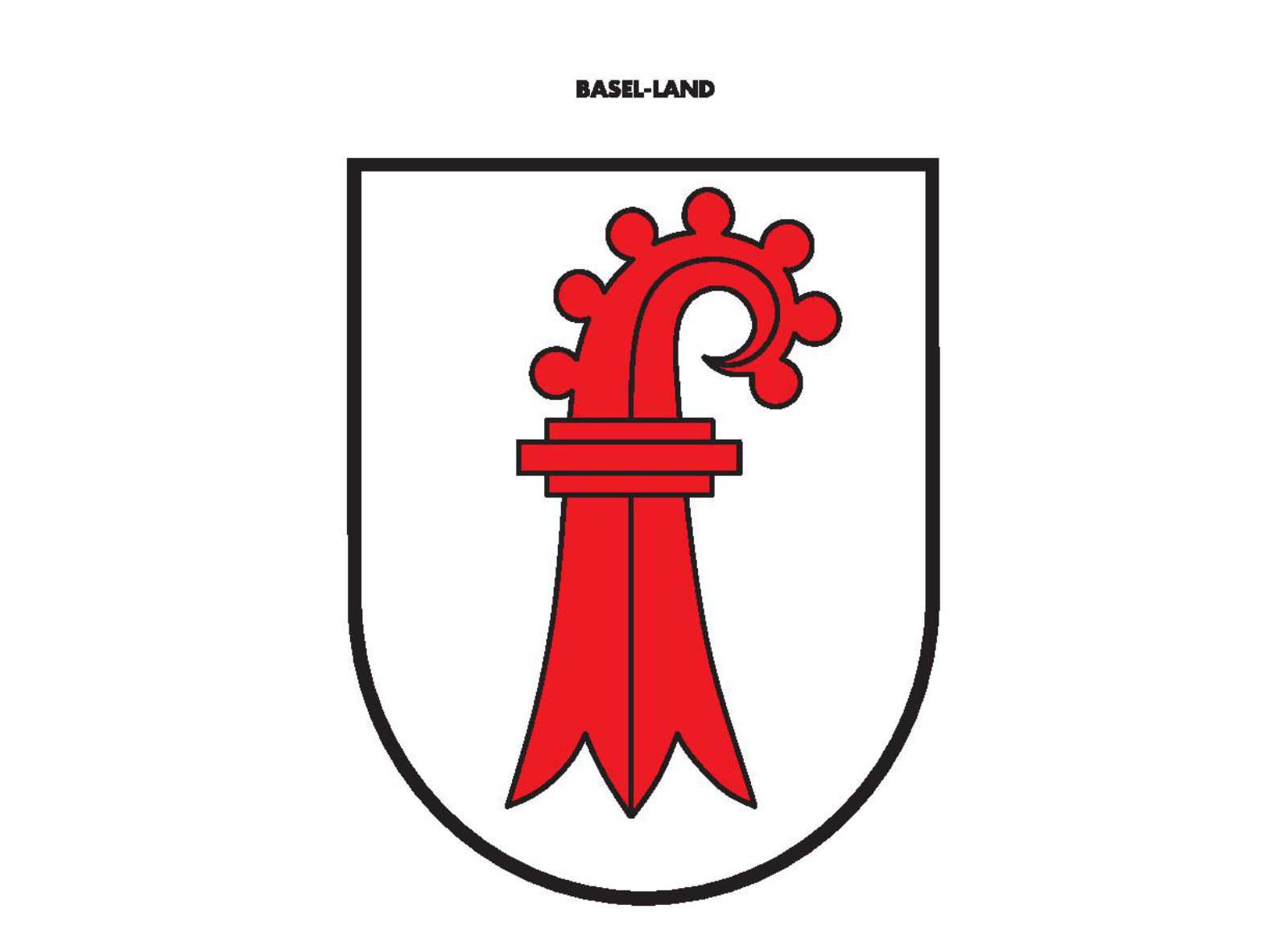 Schweizer Kantone – Basel Land