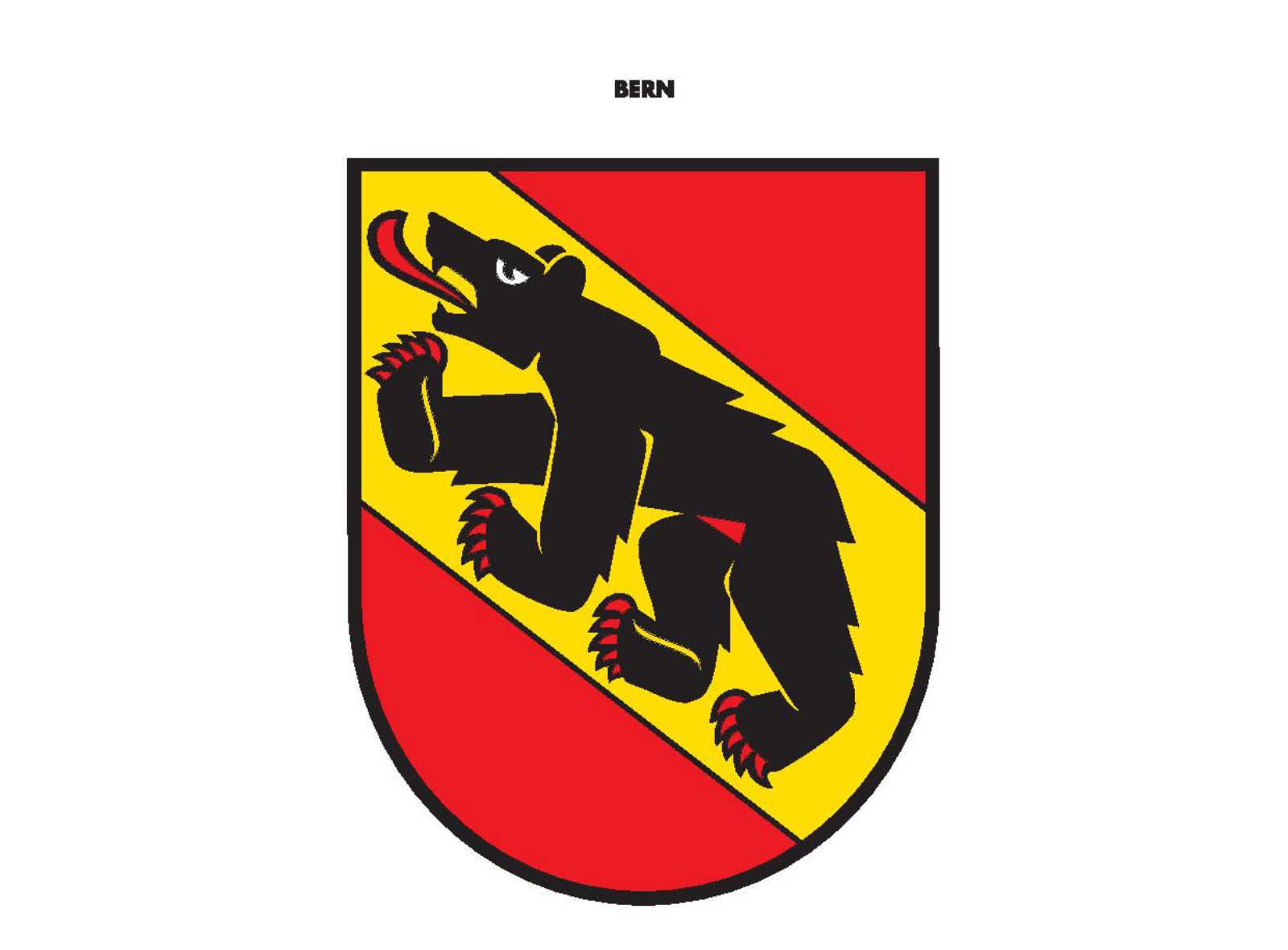 Schweizer Kantone – Bern