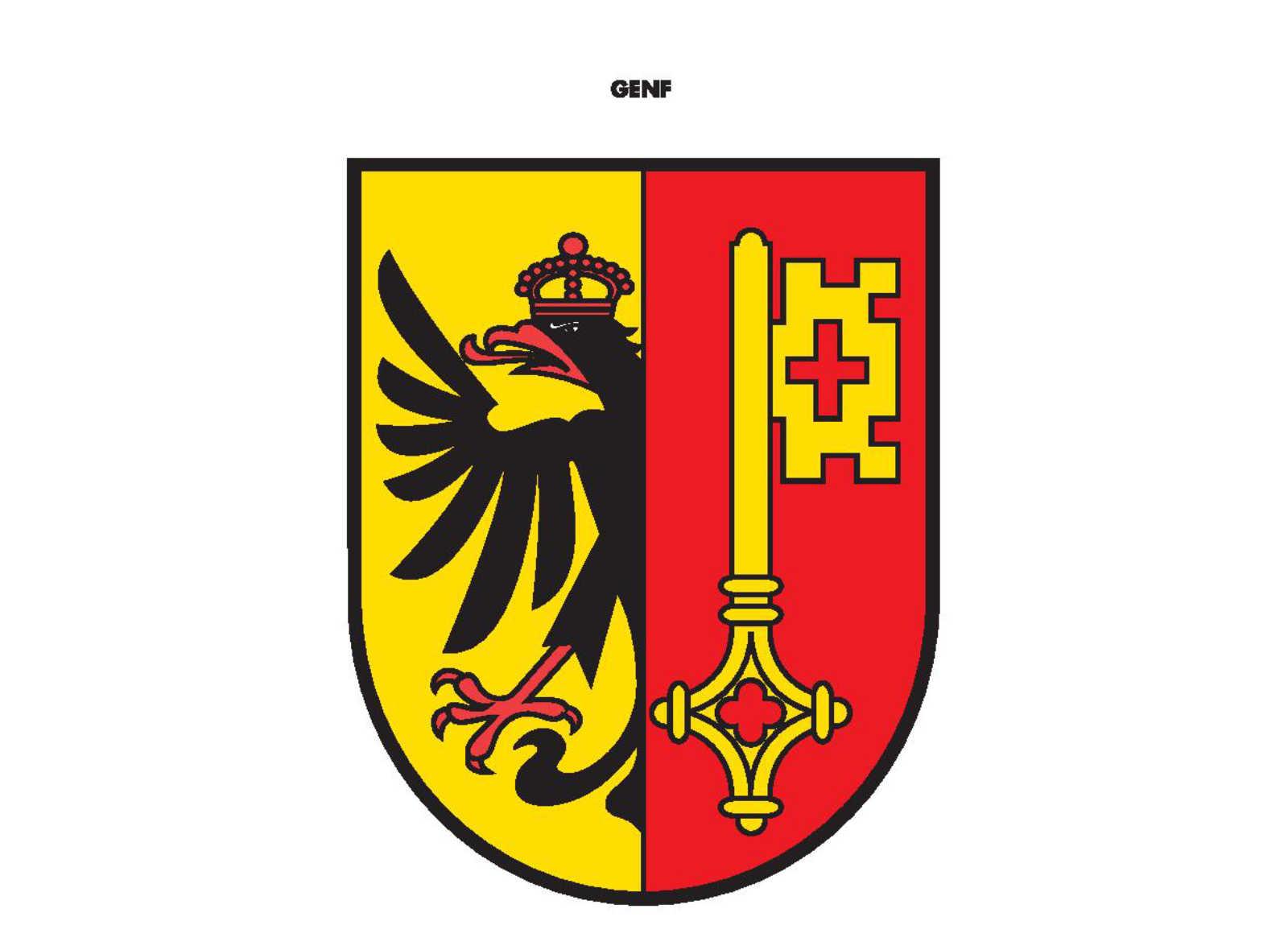Schweizer Kantone – Genf