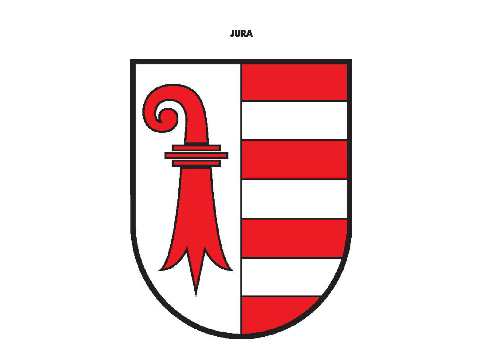 Schweizer Kantone – Jura