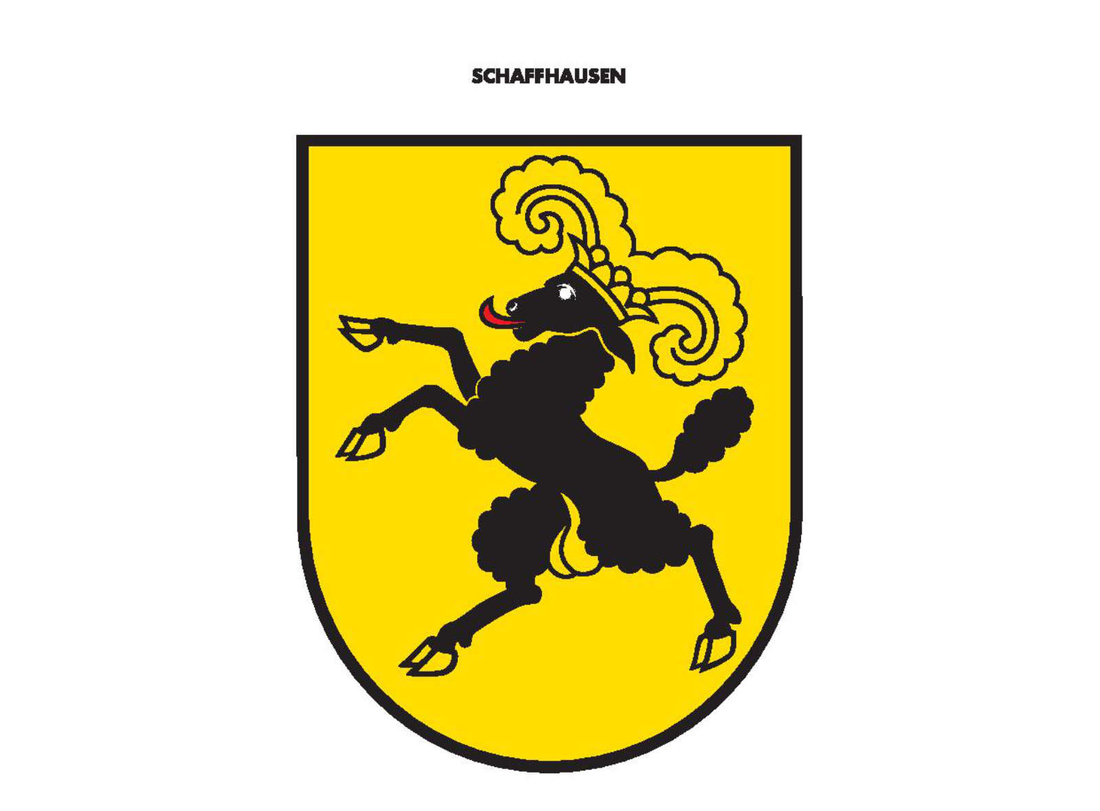 Schweizer Kantone – Schaffhausen