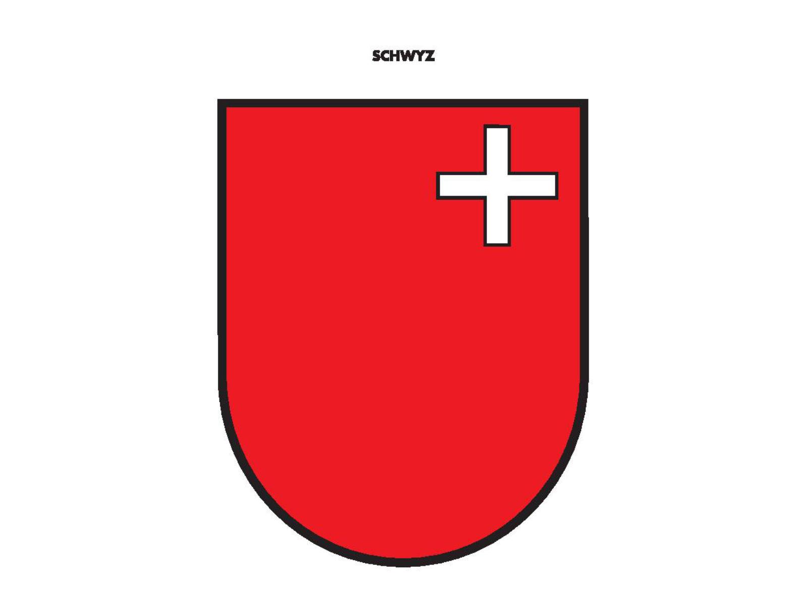 Schweizer Kantone – Schwyz