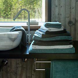 handtuch naturaldream baumwolle feine rippstruktur