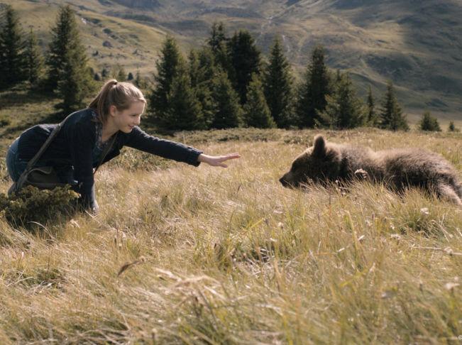 Schweizer Kinderfilme - Clara und das Geheimnis der Bären