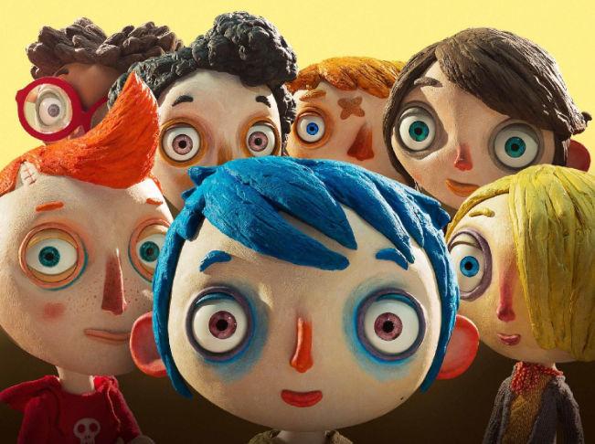 Schweizer Kinderfilme - Mein Leben als Zucchini