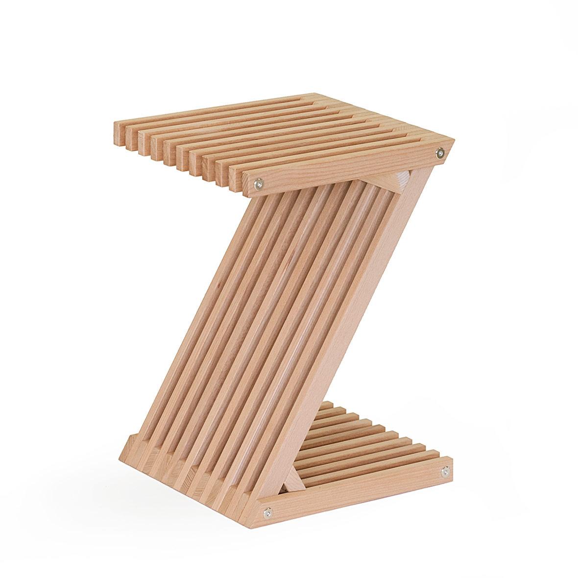 holzmöbel z hocker schweizer massivholz