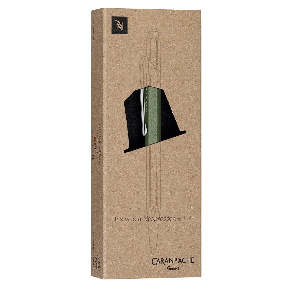 849 nespresso edition 2 india gruen caran d ache