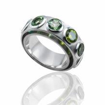 ring weissgold mit turmalinen bijoux stadelmann