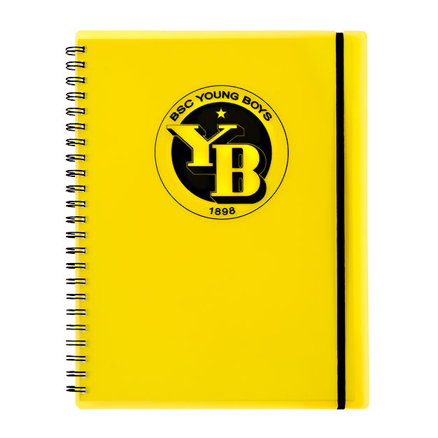 bsc young boys notebook   kunststoff