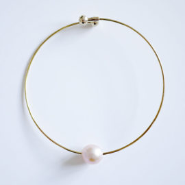 perlarmreif pink christys pearls