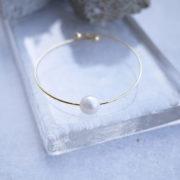 perlarmreif weiss handgelenk christys pearls