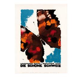 lithografie schweiz design maler augusto giacometti steinlithodruck