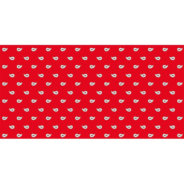 glarner tüechli paisley motiv farbe rot