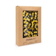 pasta box gelb schwarz ingredienza