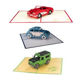automobile set hervorragend