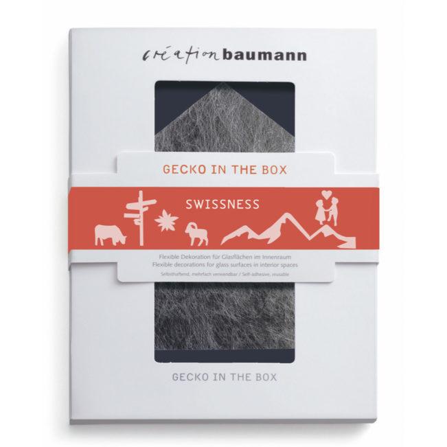 gecko in the box swissness creation baumann