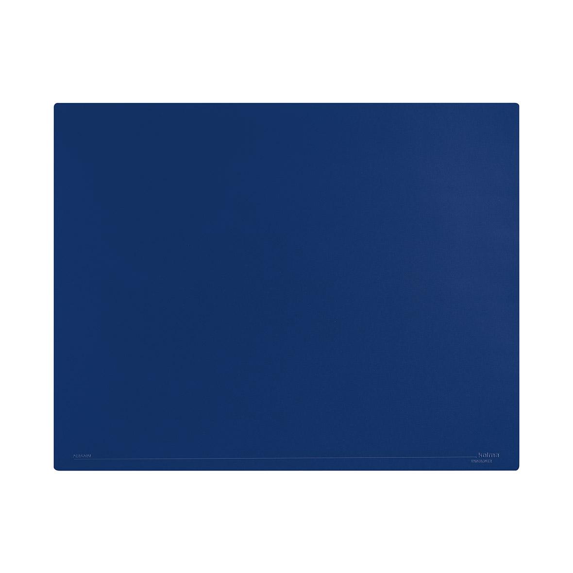 schreibunterlage blau kolma