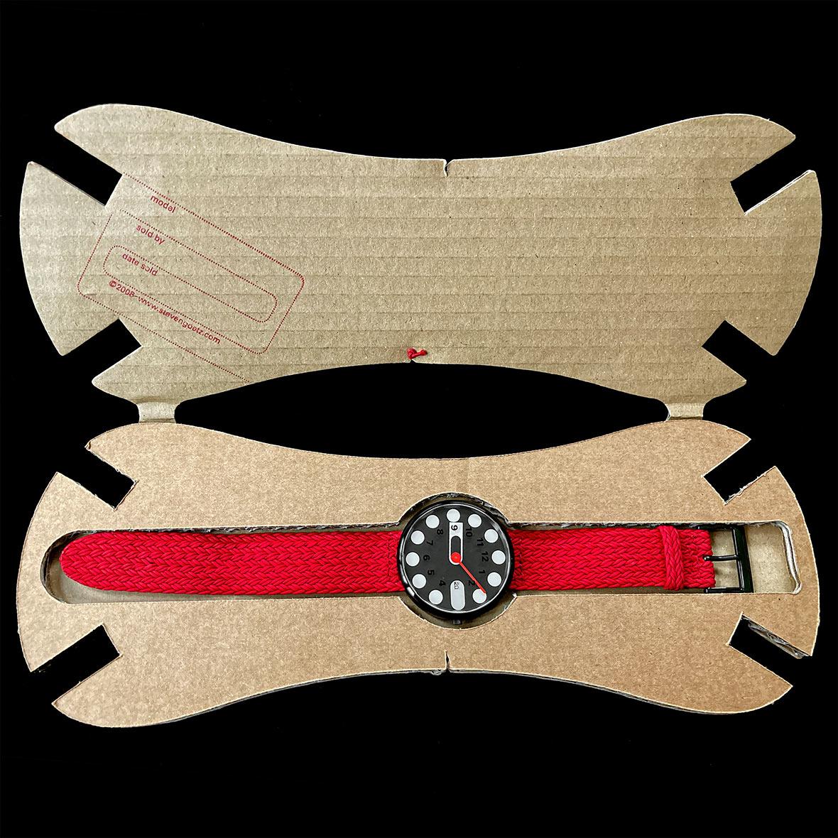 watch3 round verpackung steven goetz